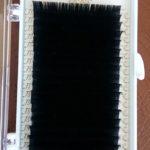 Ресницы Aurora черные (MIX)